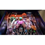 Trough & Backboard Lighting Wireless RGBW