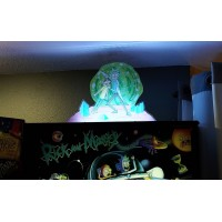 Rick & Morty Topper Lighting