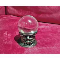 Crystal Ball Pedestal & Upgraded Ball