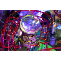 Crystal Ball Pedestal & Upgraded K9 Glass Ball - Fully Adjustable