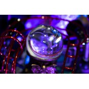 Crystal Ball Pedestal & Upgraded K9 Glass Ball - Fully Adjustable