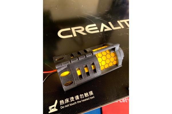Lighted Gun Launcher