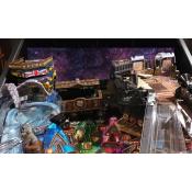 Full Width Galaxy Starmap Backboard Plastic