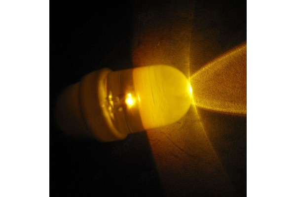 Flickering Flame 194 Wedge Bulb
