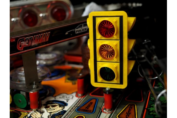 The Getaway 3-Way Traffic Light Replacement