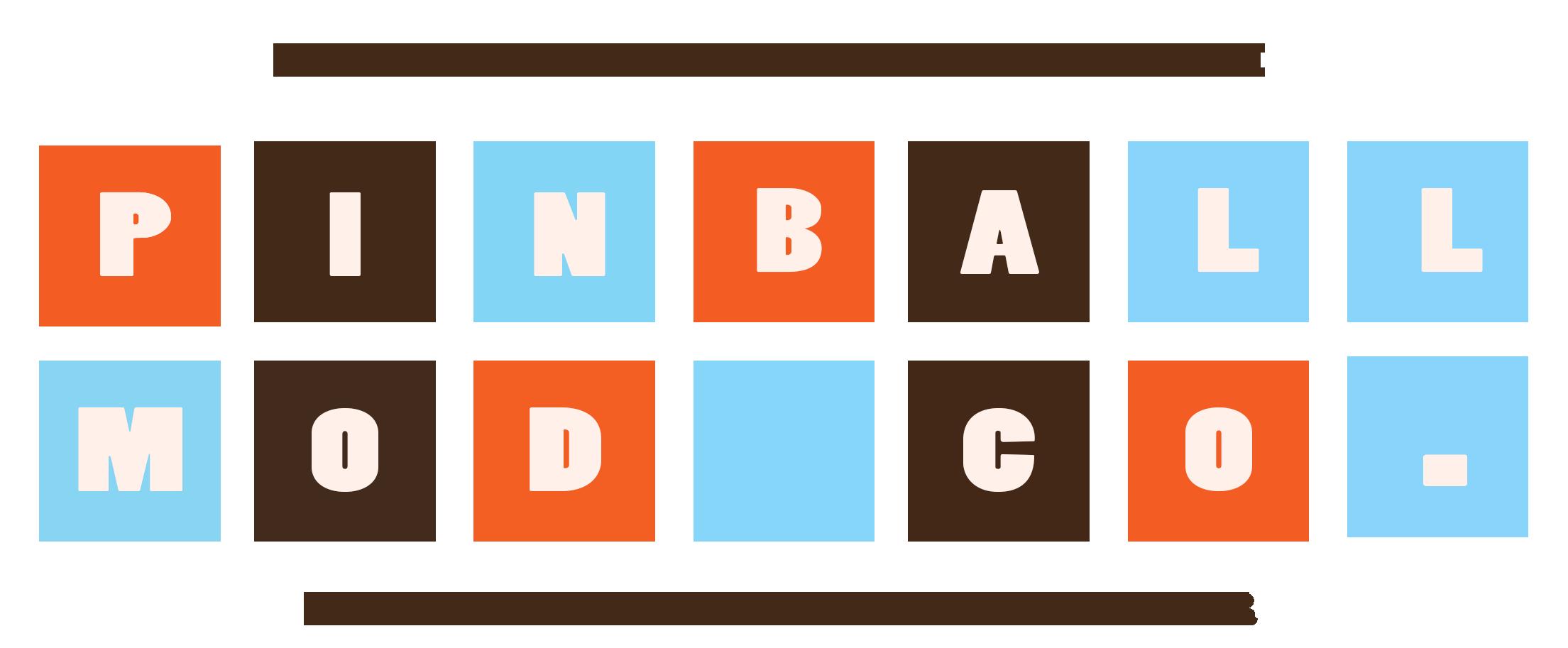 The Pinball Mod Company